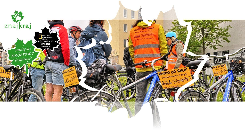Berlin on bike - wycieczka po Berlinie