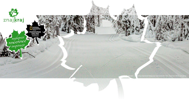 Biały sztruks - ulubiony materiał biegaczy narciarskich