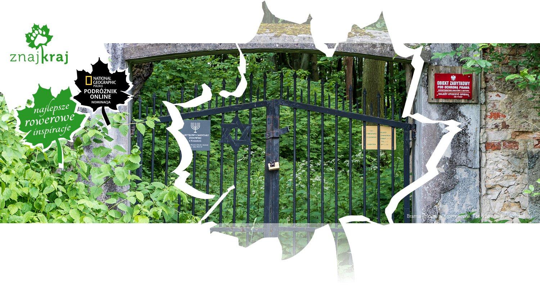 Brama kirkutu w Kromołowie