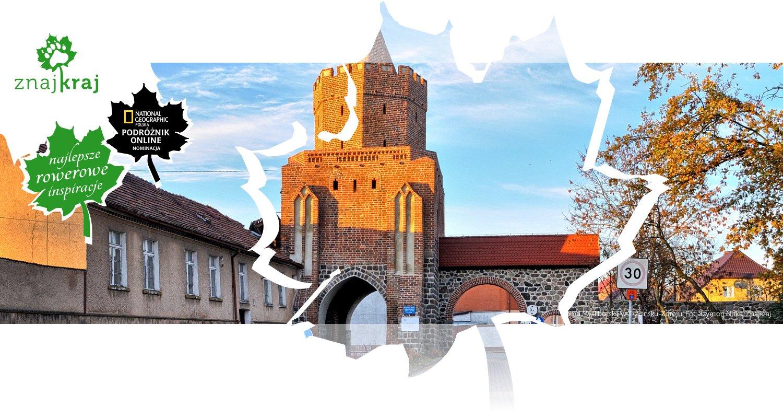 Brama Myśliborska w Trzcińsku-Zdroju