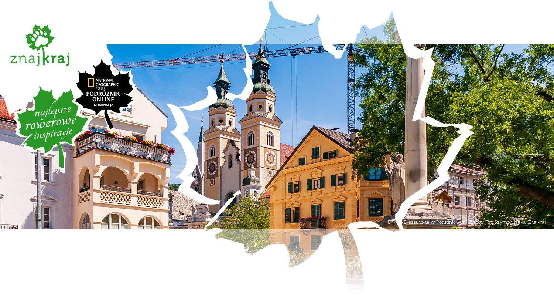 Brixen-Bressanone w Południowym Tyrolu