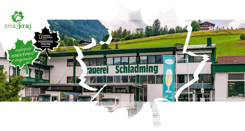 Browar Schladming w Styrii w Austrii
