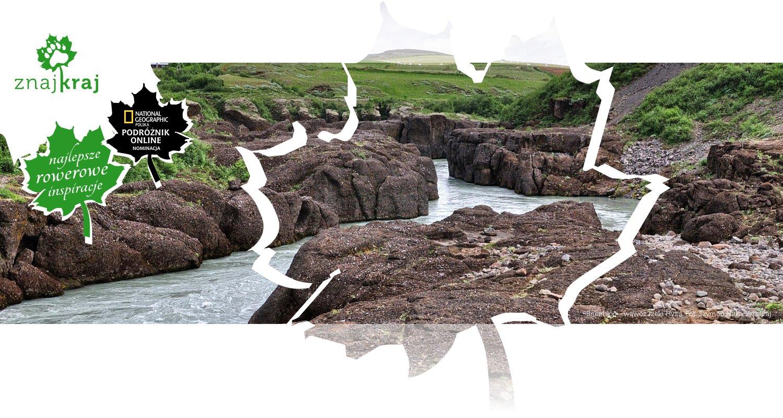 Brúarhlöð - wąwóz rzeki Hvitá