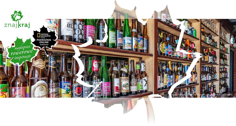 Butelki piwne w muzeum w Bayreuth