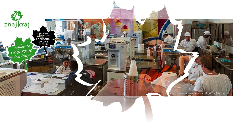 Carpigiani - producent maszyn do lodów