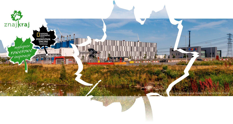Centrum danych Google w Eemshaven w Holandii