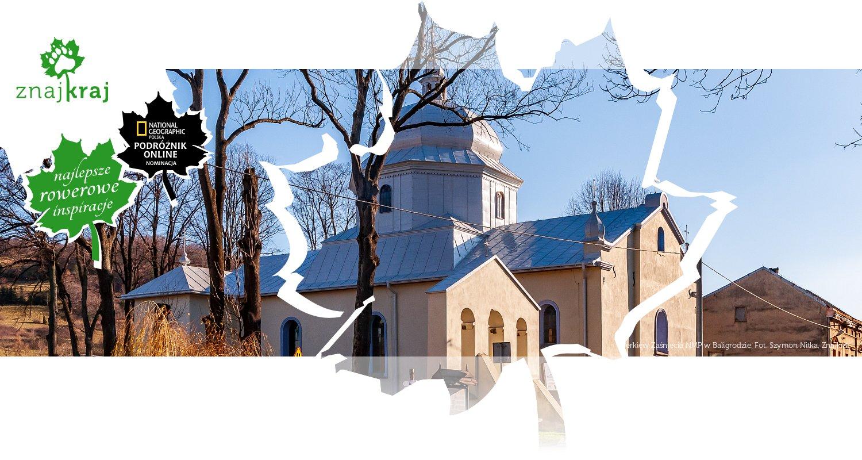 Cerkiew Zaśnięcia NMP w Baligrodzie