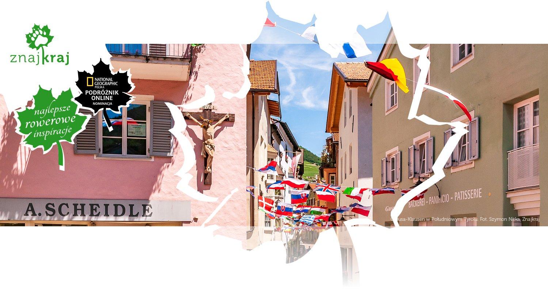 Chiusa-Klausen w Południowym Tyrolu