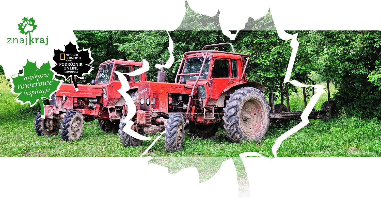 Ciężkie ciągniki leśne