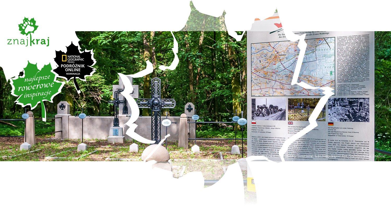 Cmentarz na Szlaku I Wojny Światowej koło Niepołomic