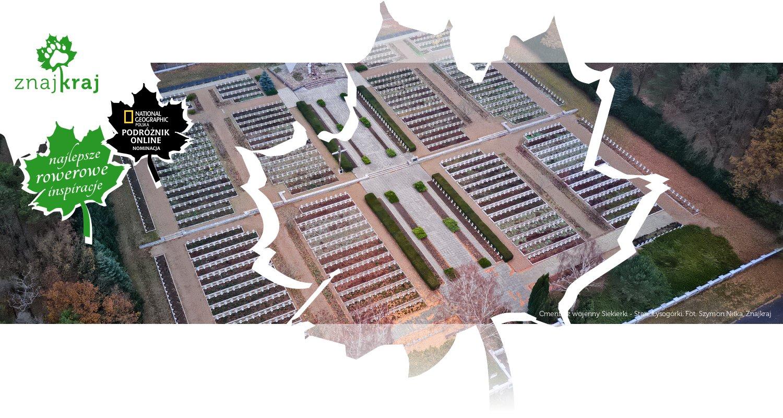 Cmentarz wojenny Siekierki - Stare Łysogórki