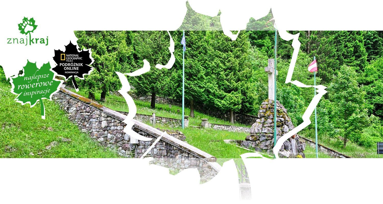Cmentarz wojskowy z I wojny światowej - Caoria