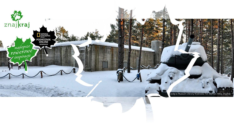 Czołg w Muzeum Obrony Wybrzeża