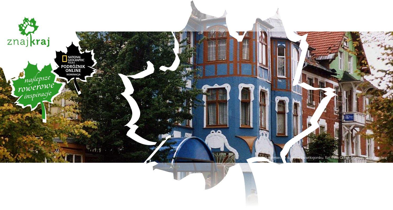 Dawne niemieckie domy w Swietłogorsku. Fot. Felix O