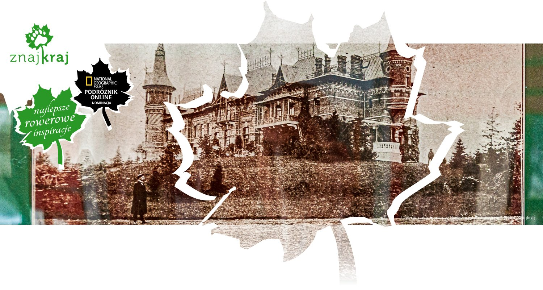 Dawny pałac carski w Białowieży
