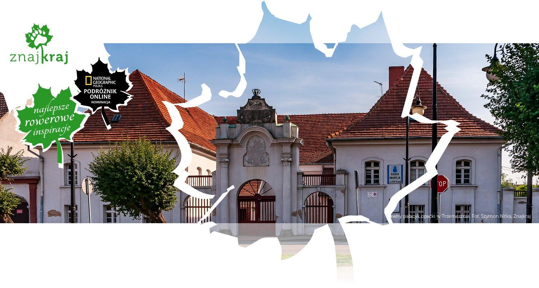 Dawny pałacyk opacki w Trzemesznie