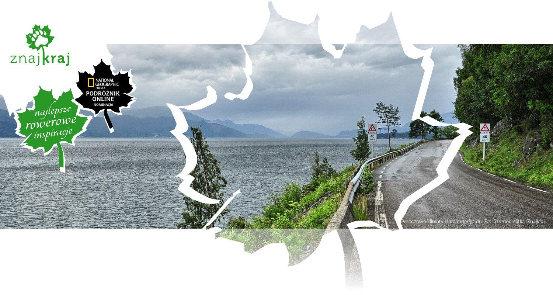 Deszczowe klimaty Hardangerfjordu