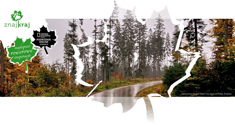 Deszczowy Beskid Śląski