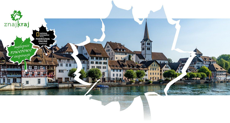 Diessenhofen nad Renem w Szwajcarii