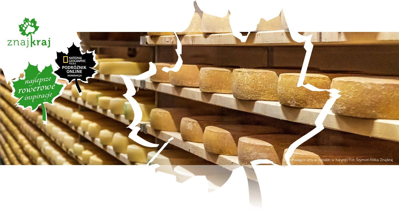 Dojrzewające sery w Kaslabn w Karyntii