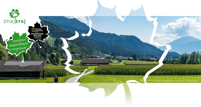 Dolina Gitschtal w Karyntii - trasa rowerowa