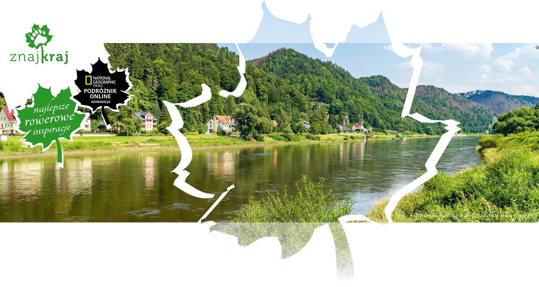 Dolina Łaby koło Schmilki