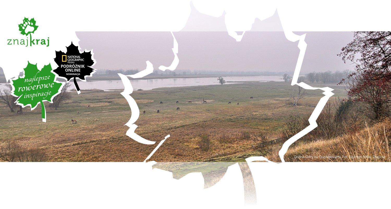 Dolina Odry za Gozdowicami