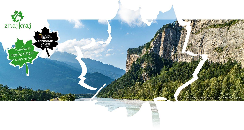 Dolina Renu koło Bad Ragaz