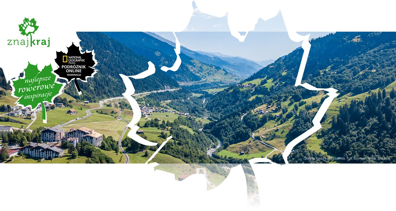 Dolina Renu koło Disentis