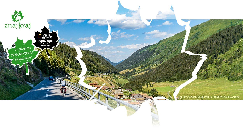 Dolina Renu w Alpach Szwajcarskich