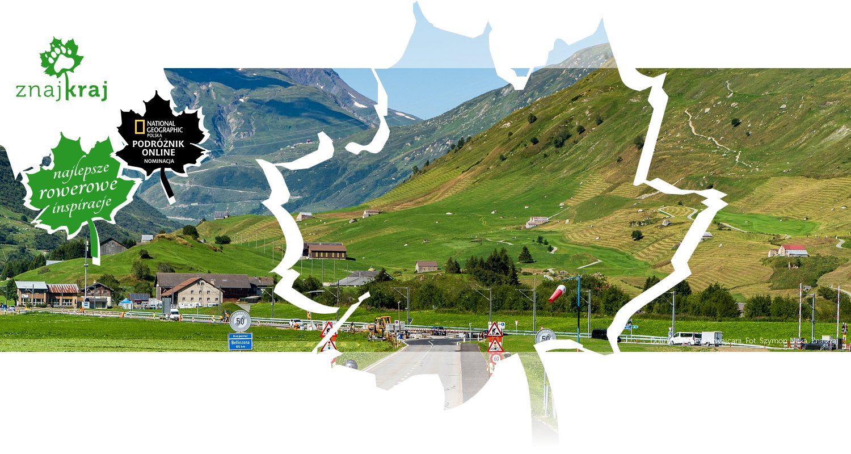 Dolina Ursern w Szwajcarii