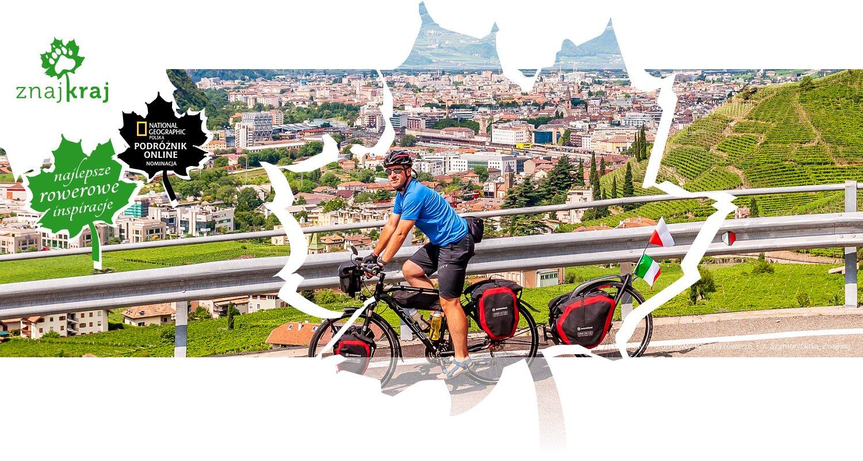 Dolomity i Południowy Tyrol na rowerze