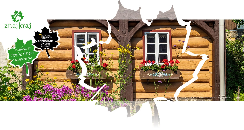 Dom przysłupowy w Rudawach w Saksonii