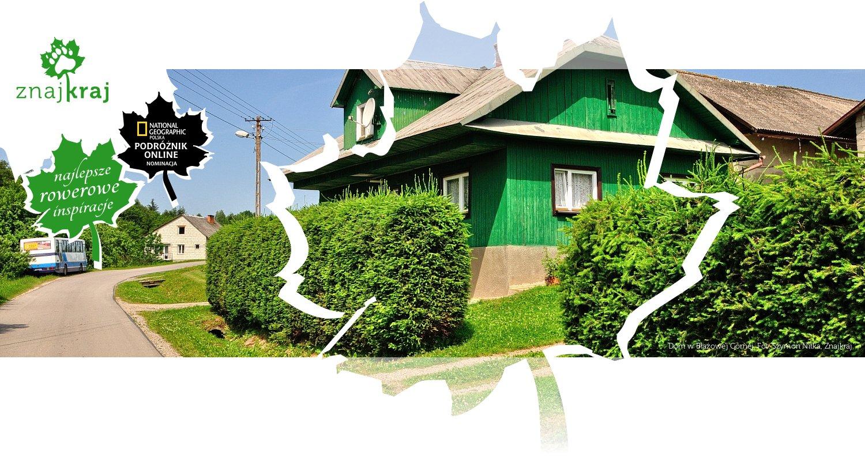 Dom w Błażowej Górnej