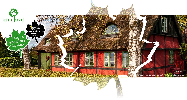 Domy z wapiennych bloków ze Stevns Klint