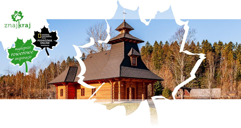 Drewniana cerkiew w Mucznem