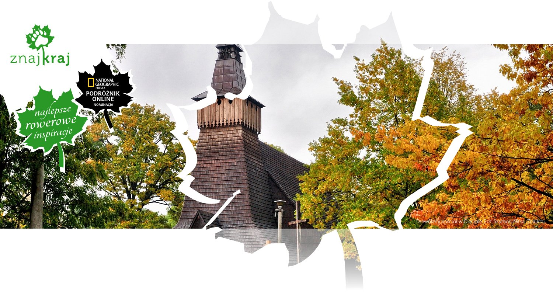 Drewniany kościół w Cięcinie