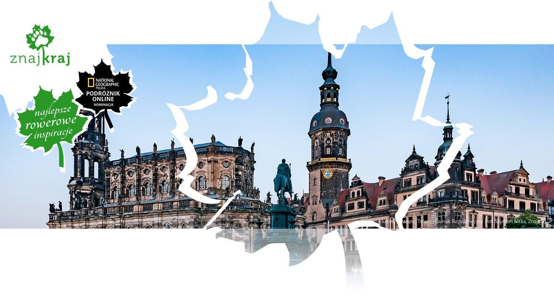 Drezno - katedra Świętej Trójcy i Zamek Rezydencyjny