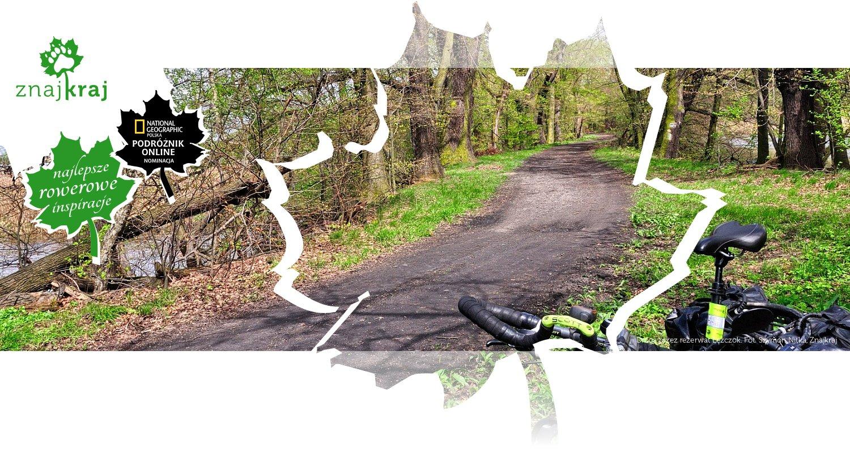 Droga przez rezerwat Łężczok