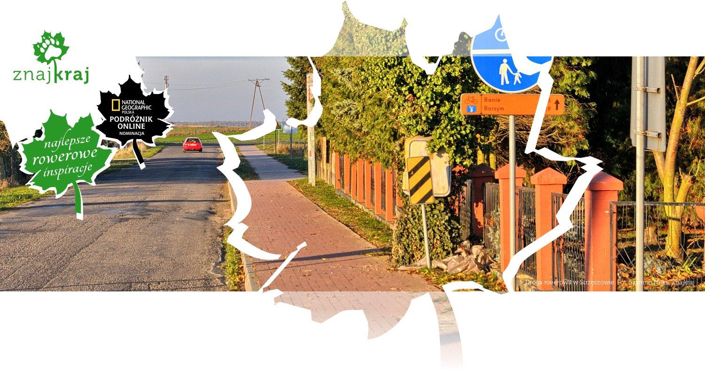 Droga roeerowa w Strzeszowie