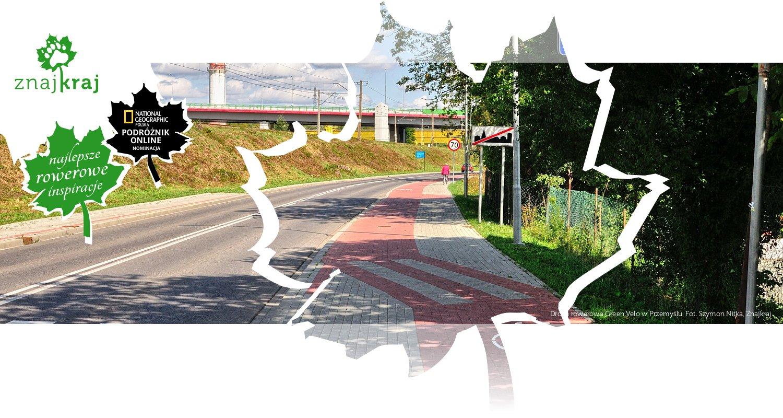 Droga rowerowa Green Velo w Przemyślu