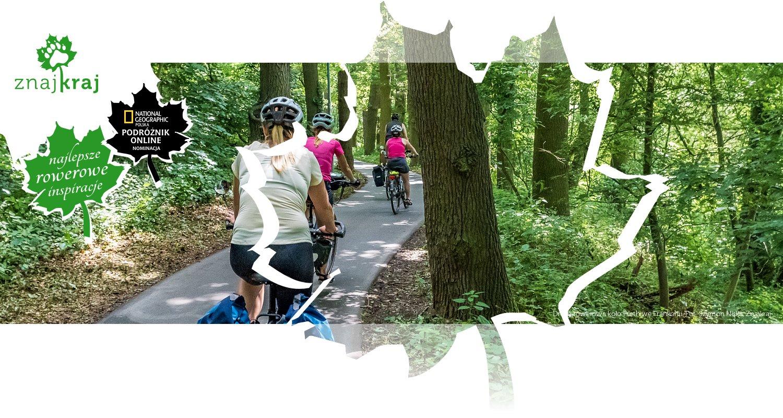 Droga rowerowa koło Fürth we Frankonii