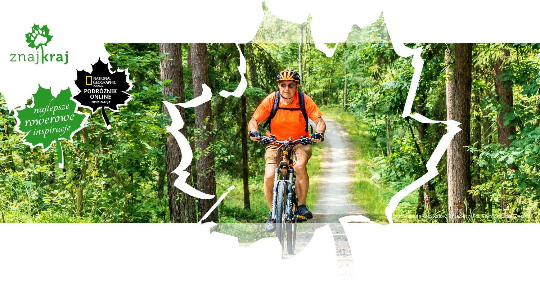 Droga rowerowa koło Kątów Rybackich