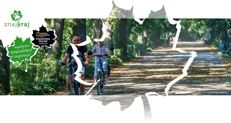 Droga rowerowa na północy Lipska