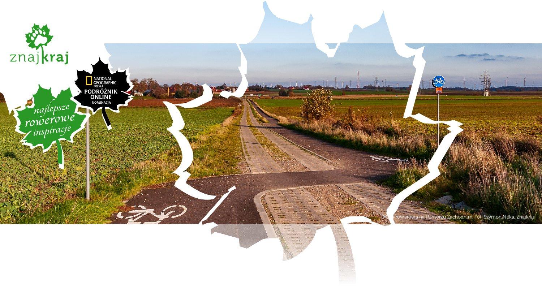 Droga rowerowa na Pomorzu Zachodnim