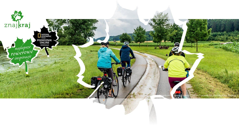 Droga rowerowa na terenach zalewowych we Frankonii