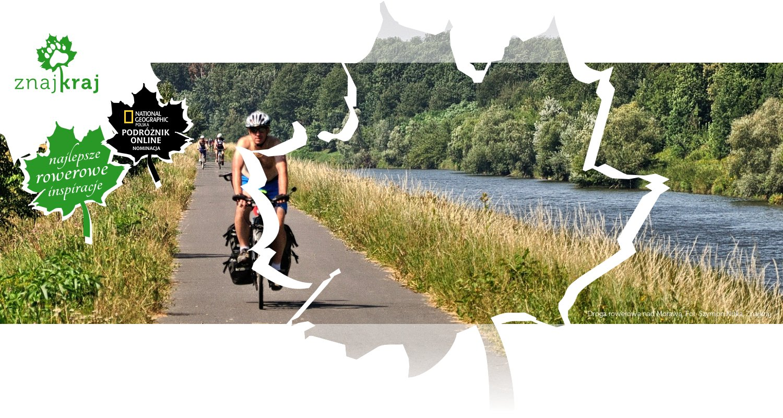 Droga rowerowa nad Morawą