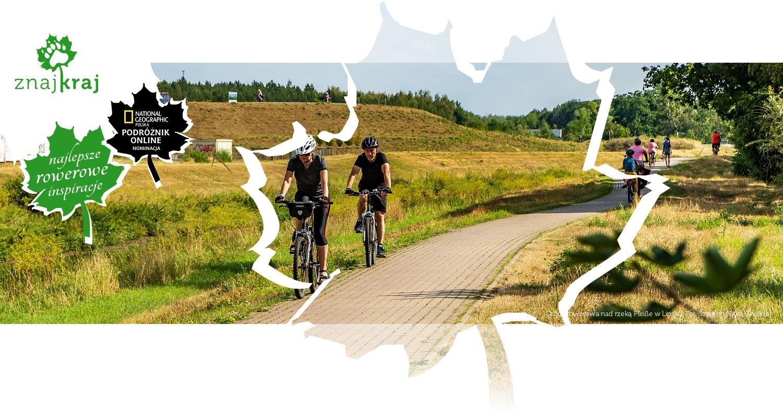Droga rowerowa nad rzeką Pleiße w Lipsku