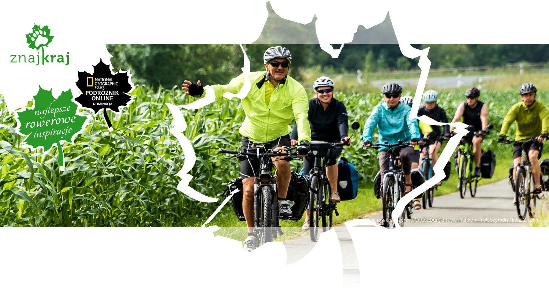 Droga rowerowa przed Cadolzburgiem we Frankonii