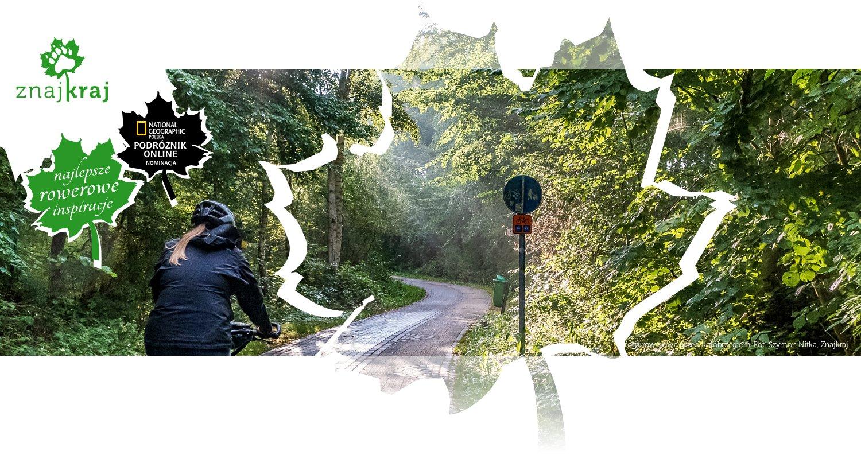 Droga rowerowa przed Kołobrzegiem